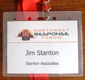 Conference ID Tag